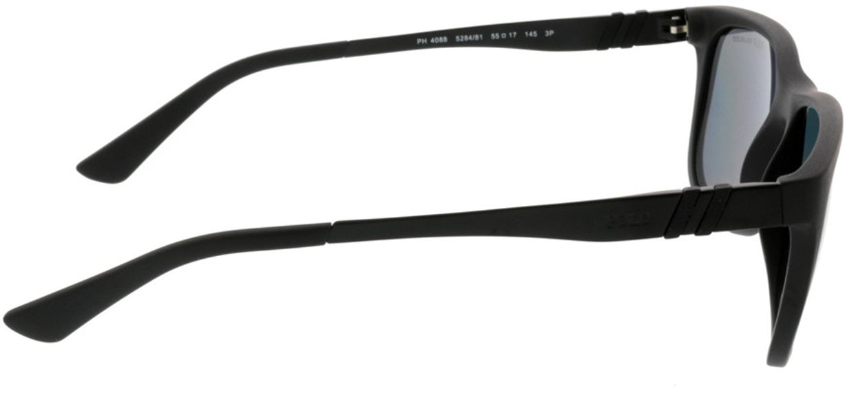 Picture of glasses model Polo Ralph Lauren PH4088 528481 55-17 in angle 90