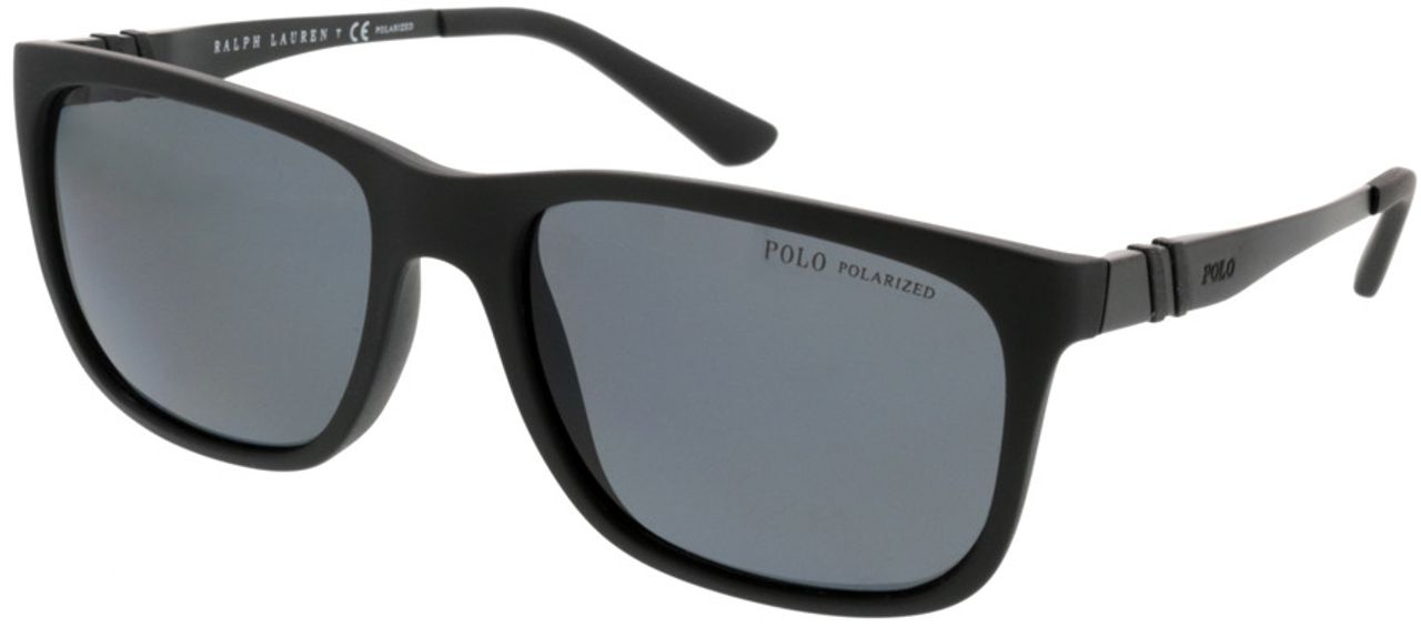 Picture of glasses model Polo Ralph Lauren PH4088 528481 55-17 in angle 330