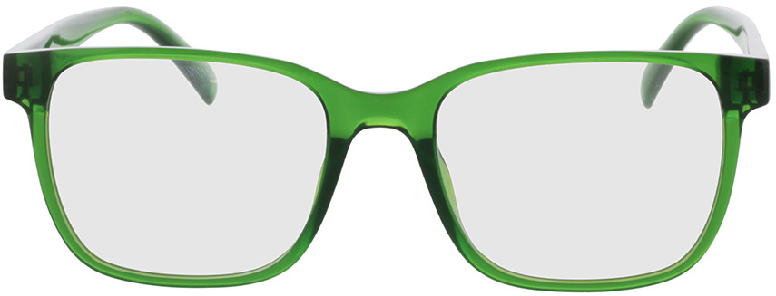Picture of glasses model Lime-grün in angle 0