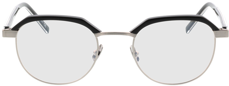 Picture of glasses model Saint Laurent SL124-001 50-21 in angle 0