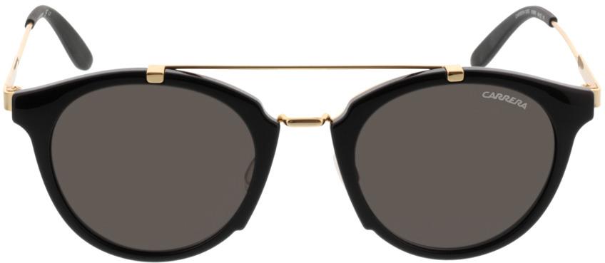 Picture of glasses model Carrera CARRERA 126/S 6UB 49 22 in angle 0