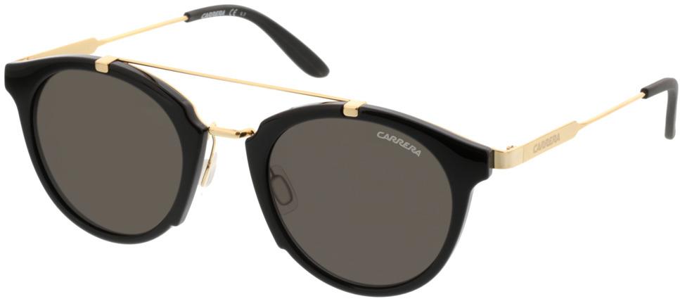 Picture of glasses model Carrera CARRERA 126/S 6UB 49 22 in angle 330