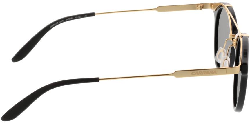 Picture of glasses model Carrera CARRERA 126/S 6UB 49 22 in angle 90