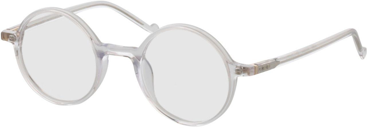 Picture of glasses model Torello-transparent in angle 330