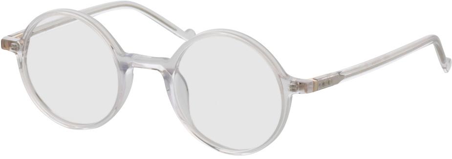 Picture of glasses model Torello transparant in angle 330