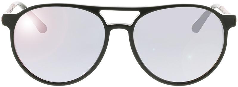 Picture of glasses model Wood Fellas Sunglasses Burgau macassar/olive 56-16 in angle 0