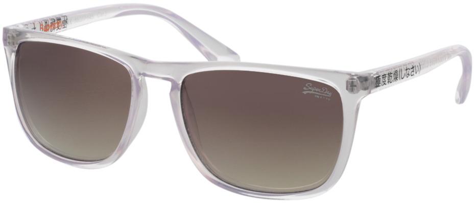 Picture of glasses model Superdry SDS Shockwave 165 crystal 55-17 in angle 330