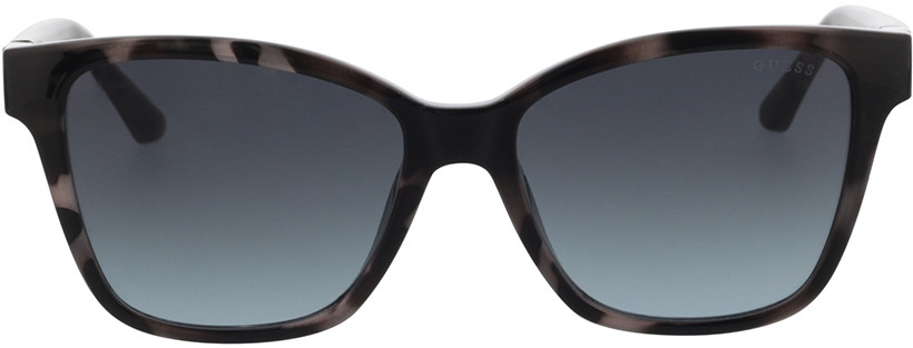 Picture of glasses model Guess GU7776 20W 54-16 in angle 0