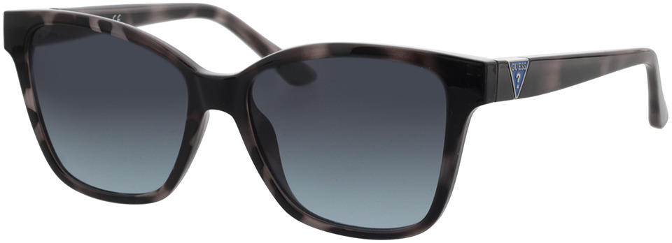 Picture of glasses model Guess GU7776 20W 54-16 in angle 330