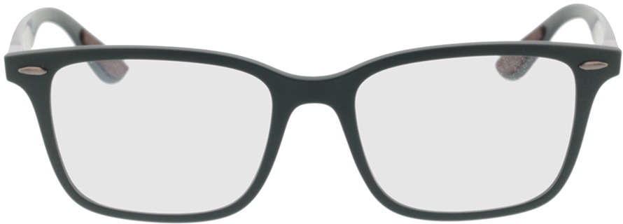 Picture of glasses model Ray-Ban RX7144 8062 53-18 in angle 0