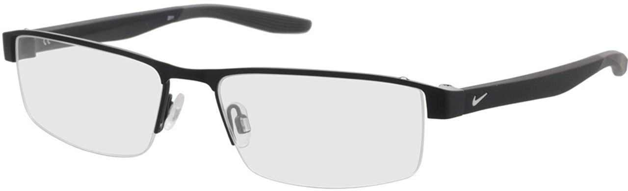 Picture of glasses model Nike NIKE 8137 001 55-17 in angle 330