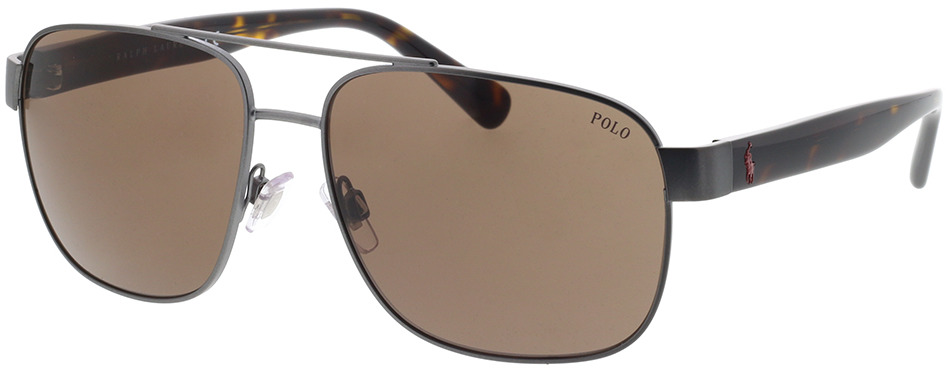 Picture of glasses model Polo Ralph Lauren PH3130 915773 59-15 in angle 330