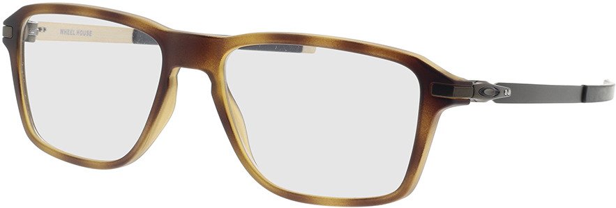 Picture of glasses model Oakley OX8166 816604 54-16 in angle 330