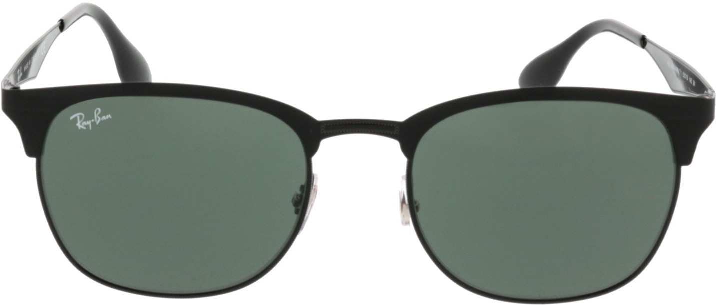 Picture of glasses model Ray-Ban RB3538 186/71 53-19 in angle 0