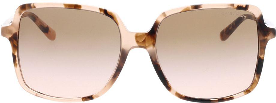 Picture of glasses model Michael Kors Isle Of Palms MK2098U 378111 56-17 in angle 0
