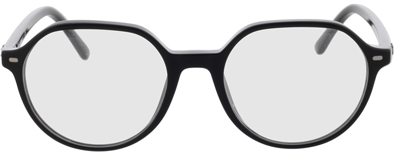 Picture of glasses model Ray-Ban RX5395 2000 51-18 in angle 0