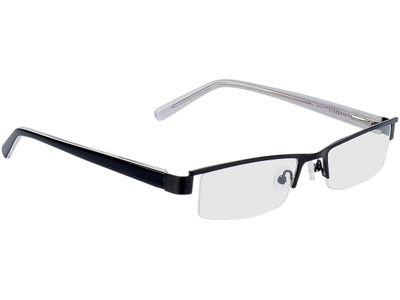 Brille Robin-schwarz