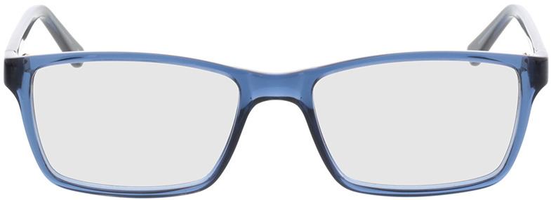 Picture of glasses model Arthur-blau in angle 0