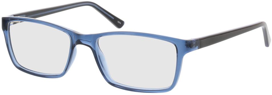 Picture of glasses model Arthur-blau in angle 330