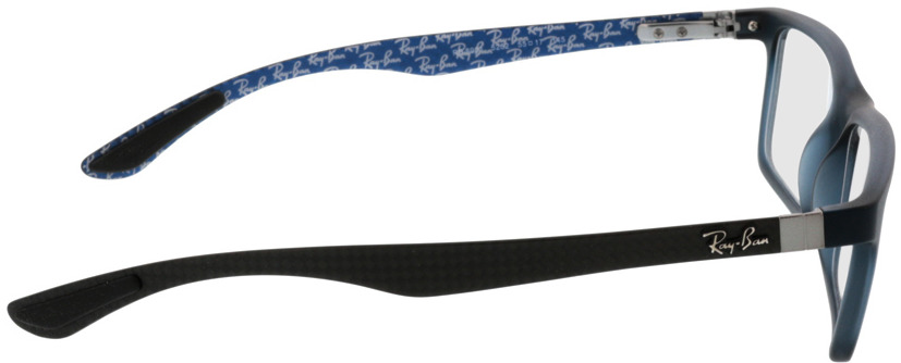 Picture of glasses model Ray-Ban RX8901 5262 55-17 in angle 90
