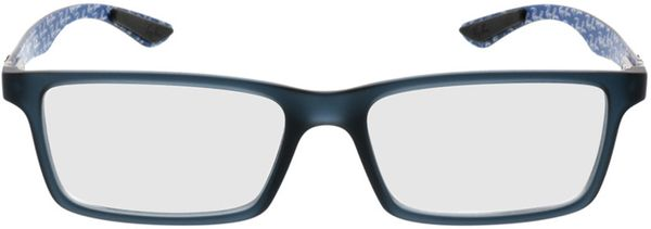 Picture of glasses model Ray-Ban RX8901 5262 55-17 in angle 0
