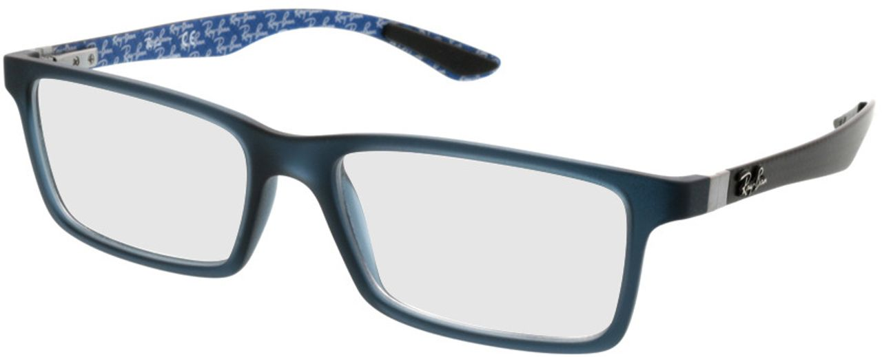 Picture of glasses model Ray-Ban RX8901 5262 55-17 in angle 330