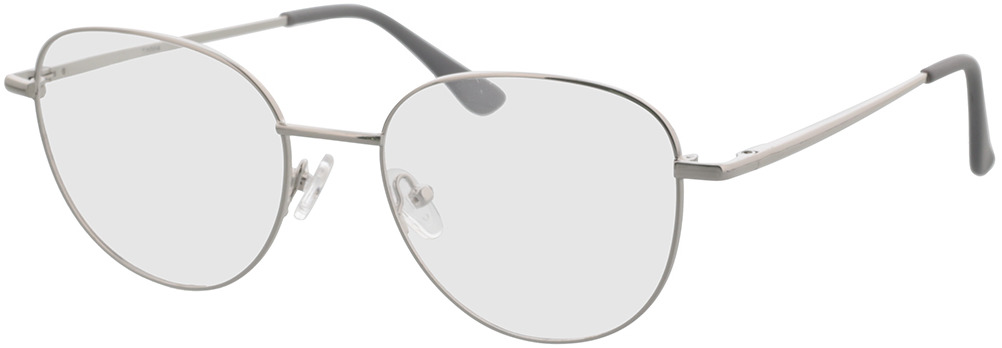 Picture of glasses model Kadina-silber in angle 330