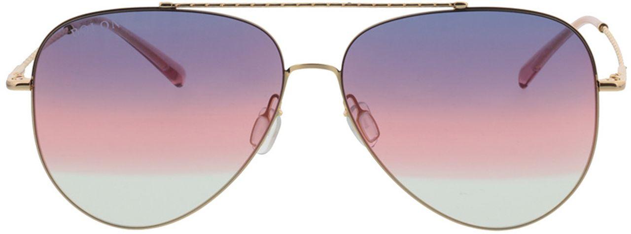 Picture of glasses model Bolon BL8076 A61 59-13 in angle 0