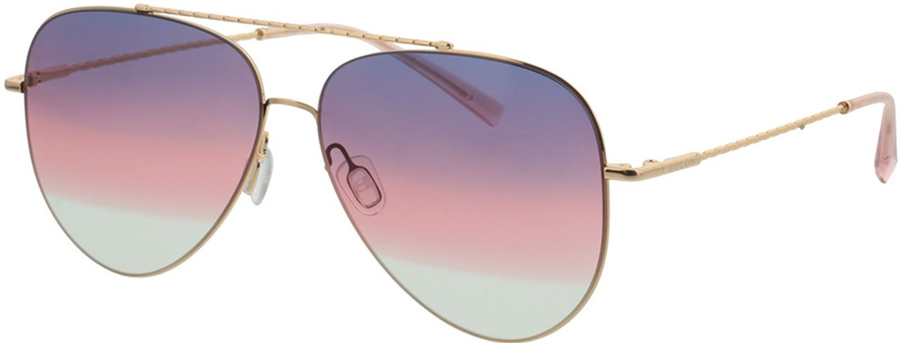 Picture of glasses model Bolon BL8076 A61 59-13 in angle 330