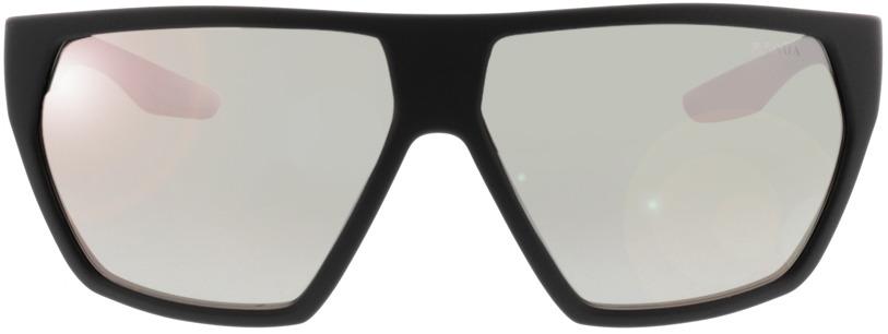 Picture of glasses model Prada Linea Rossa PS 08US DG02B0 67-12 in angle 0