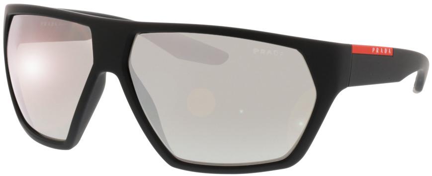 Picture of glasses model Prada Linea Rossa PS 08US DG02B0 67-12 in angle 330