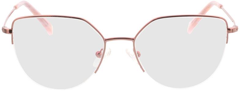 Picture of glasses model Garda-rose in angle 0