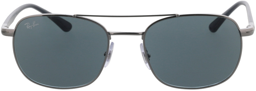 Picture of glasses model Ray-Ban RB3670 004/R5 54-19 in angle 0