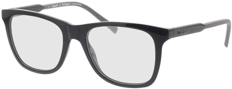 Picture of glasses model Timberland TB1723 001 54-19 in angle 330