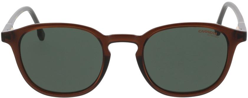 Picture of glasses model Carrera CARRERA 238/S 09Q 49-22 in angle 0