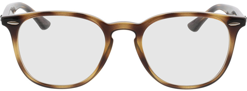 Picture of glasses model Ray-Ban RX7159 2012 52-20 in angle 0