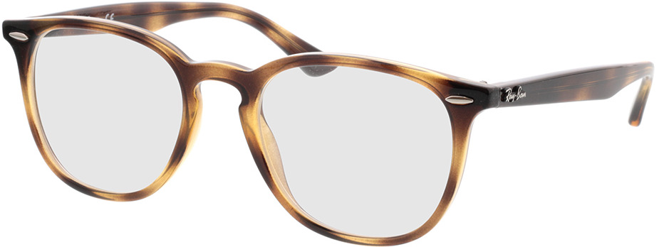 Picture of glasses model Ray-Ban RX7159 2012 52-20 in angle 330