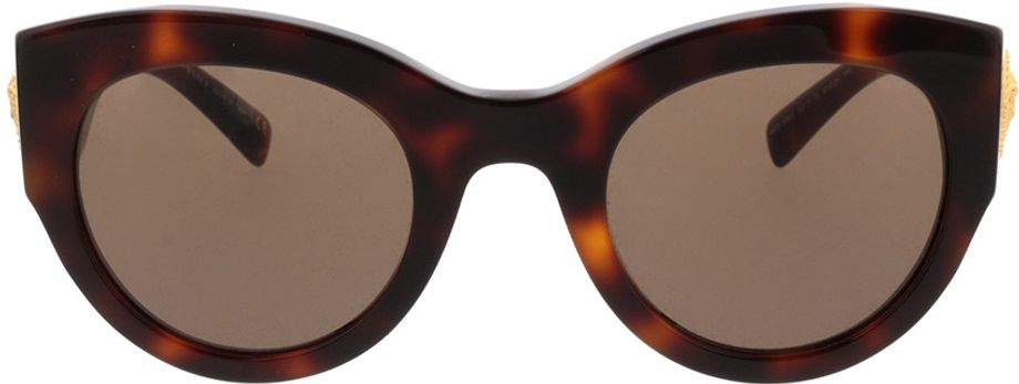 Picture of glasses model Versace VE4353 521773 51-26 in angle 0