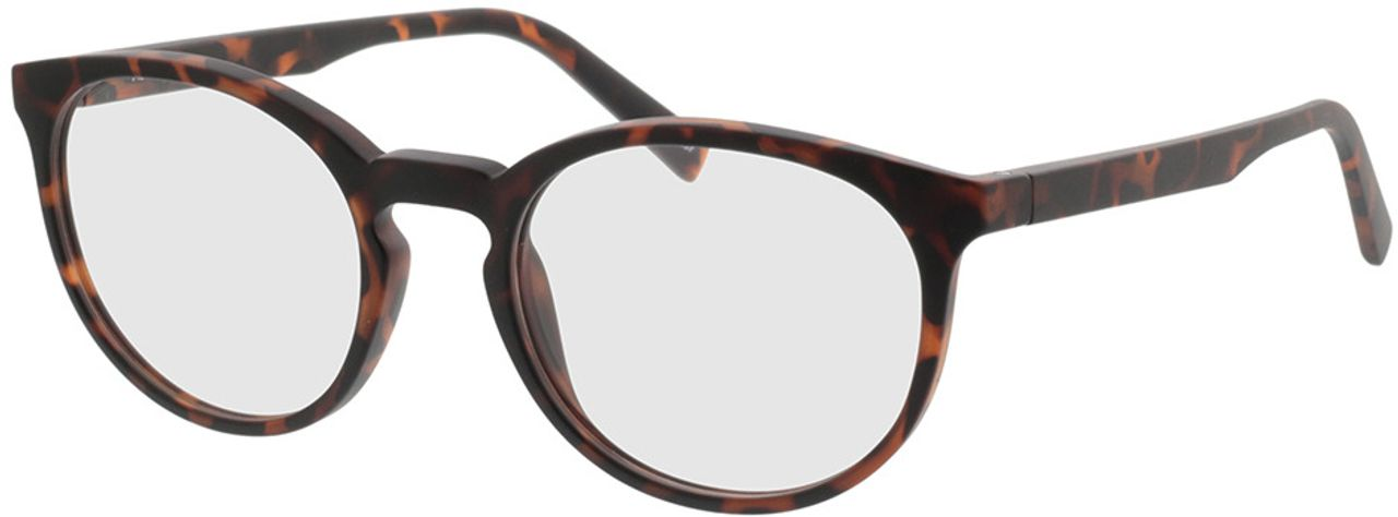 Picture of glasses model Picea-braun-meliert in angle 330