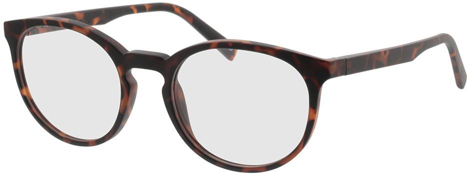 Picture of glasses model Picea-castanho-mosqueado in angle 330