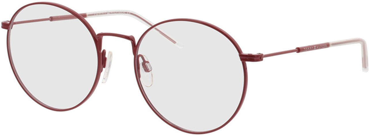 Picture of glasses model Tommy Hilfiger TH 1586 C9A 52-19  in angle 330