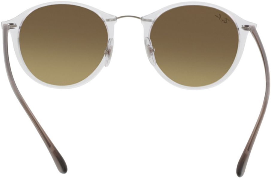 Picture of glasses model Ray-Ban RB4242 6290B8 49-21 in angle 180