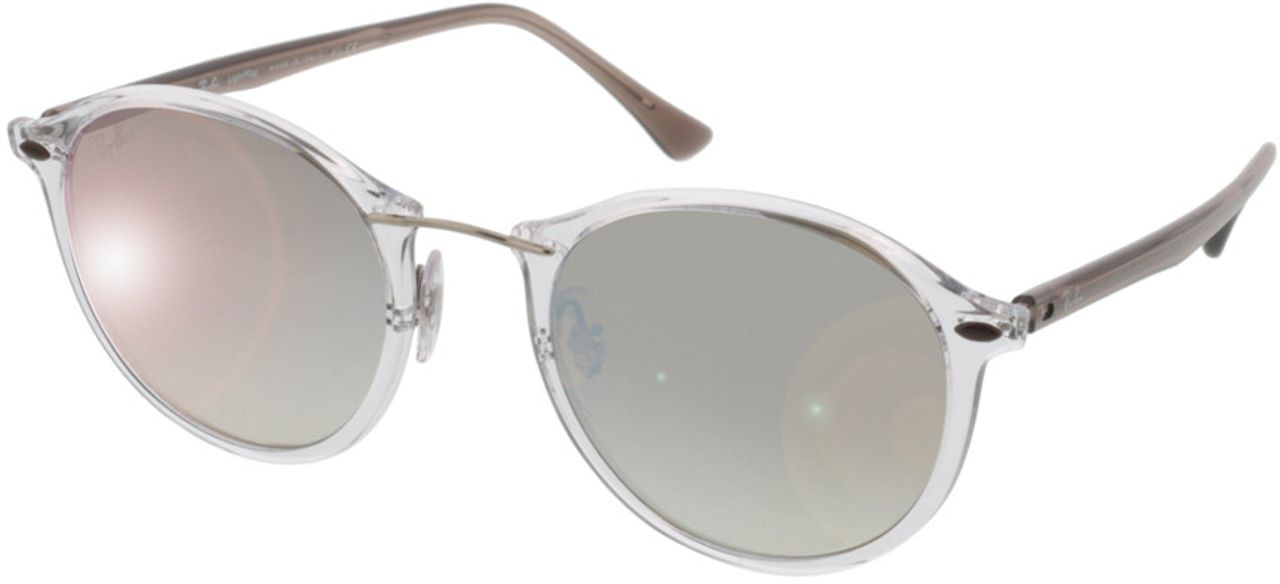 Picture of glasses model Ray-Ban RB4242 6290B8 49-21 in angle 330