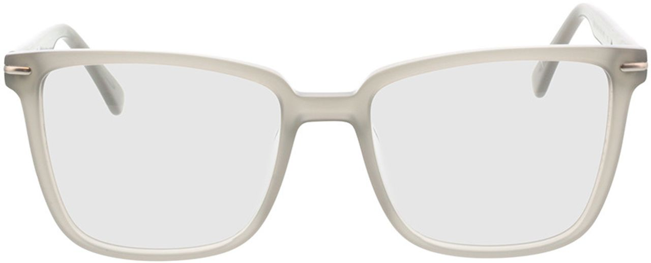 Picture of glasses model Melso-grau in angle 0