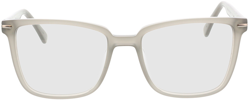 Picture of glasses model Melso grijs in angle 0