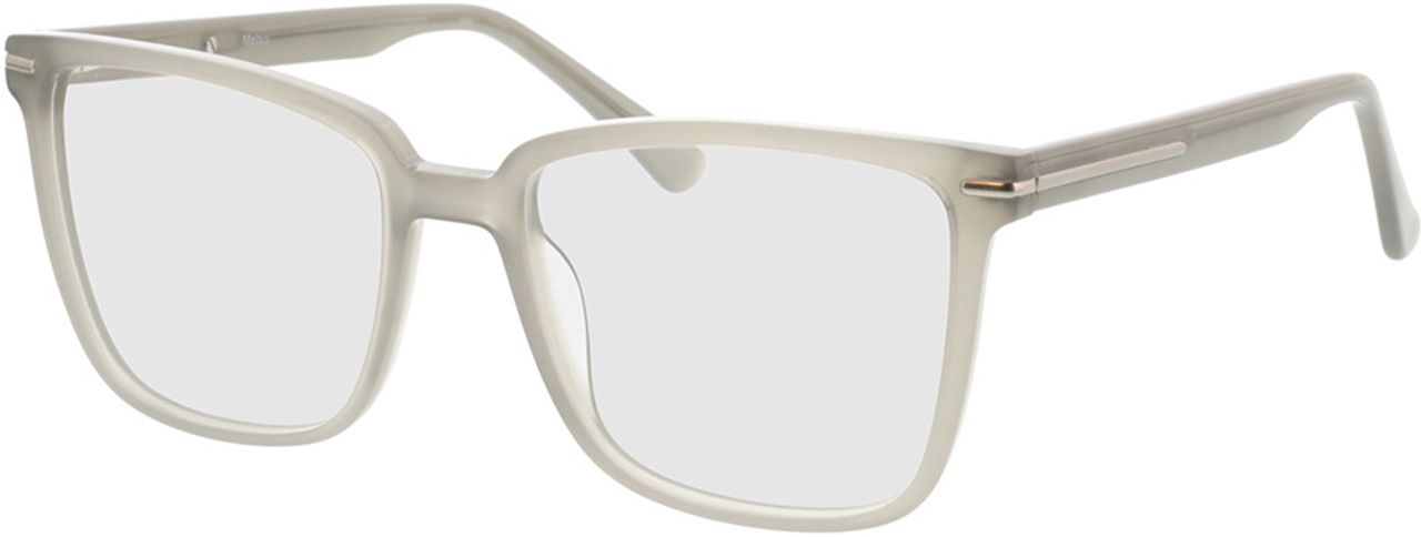 Picture of glasses model Melso-grau in angle 330