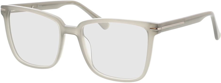 Picture of glasses model Melso grijs in angle 330