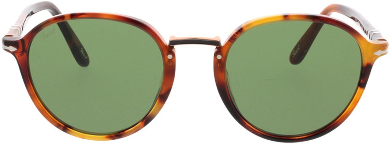 Picture of glasses model Persol PO3184S 108252 51-21 in angle 0