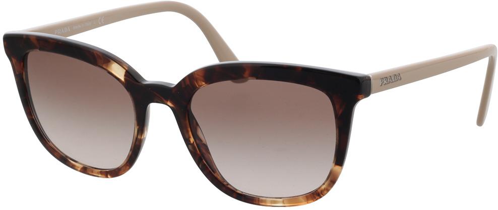 Picture of glasses model Prada PR 03XS 07R0A6 53 in angle 330