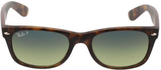 Picture of glasses model Ray-Ban New Wayfarer RB2132 894/76 52-18 in angle 0